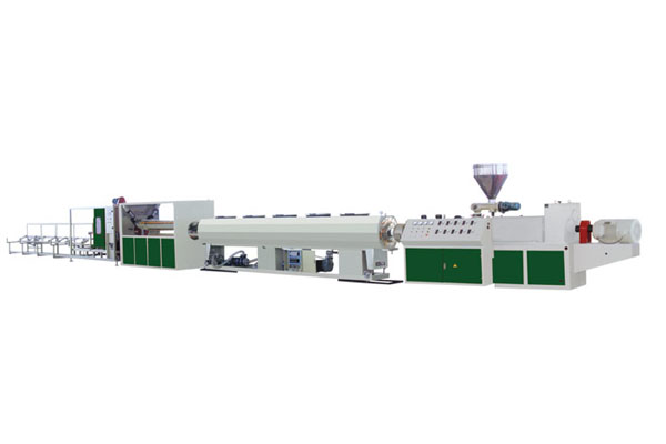 PVC pipe production equipment